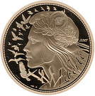 5000 Euro (Marianne Liberty)) – obverse