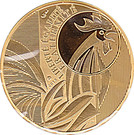 250 Euro (Rooster 2nd type) – obverse
