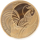 250 Euro (Rooster (3rd type)) – obverse