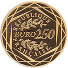 250 Euro (Marianne egality) – reverse