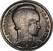 5 Francs - Third Républic  (Bazor) -  obverse