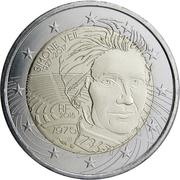 2 Euro (Simone Veil) -  obverse