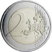 2 Euro (Simone Veil) -  reverse