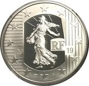 10 Euro (Franc Germinal) – obverse