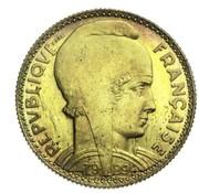10 Francs (pattern of Bazor) -  obverse