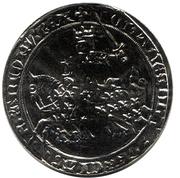 10 euros la guerre de cent ans – reverse