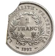 1 Franc (French Republic) -  obverse
