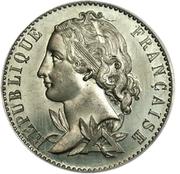10 Centimes (pattern by Magniadas) -  obverse
