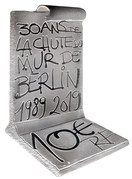 10 Euro (30 years of fall of Berlin wall) – obverse