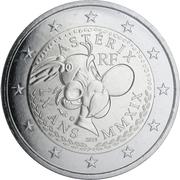 2 Euro (Astérix) -  obverse