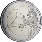 2 Euro (Astérix) -  reverse
