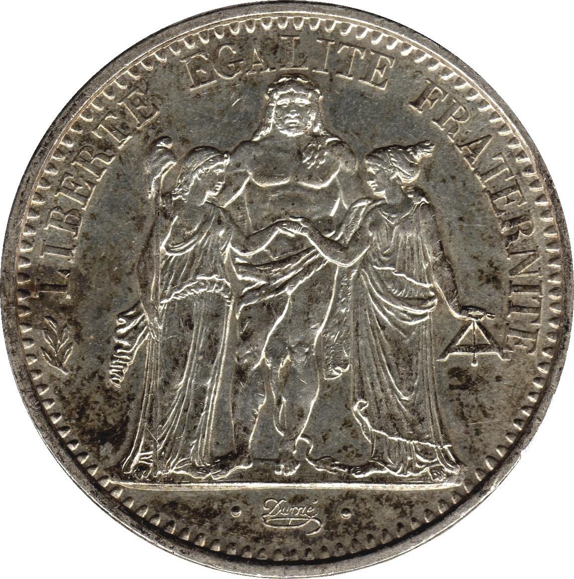 10 francs france numista for France francs