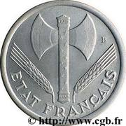 1 Franc (Vichy French State - heavy type) -  obverse