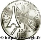 10 Euro (Gustave Eiffel) – reverse