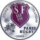 10 Euro (Stade Français) – obverse