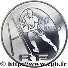 10 Euro (Stade Français) – reverse