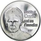 10 Euro (Curie Institute) – obverse