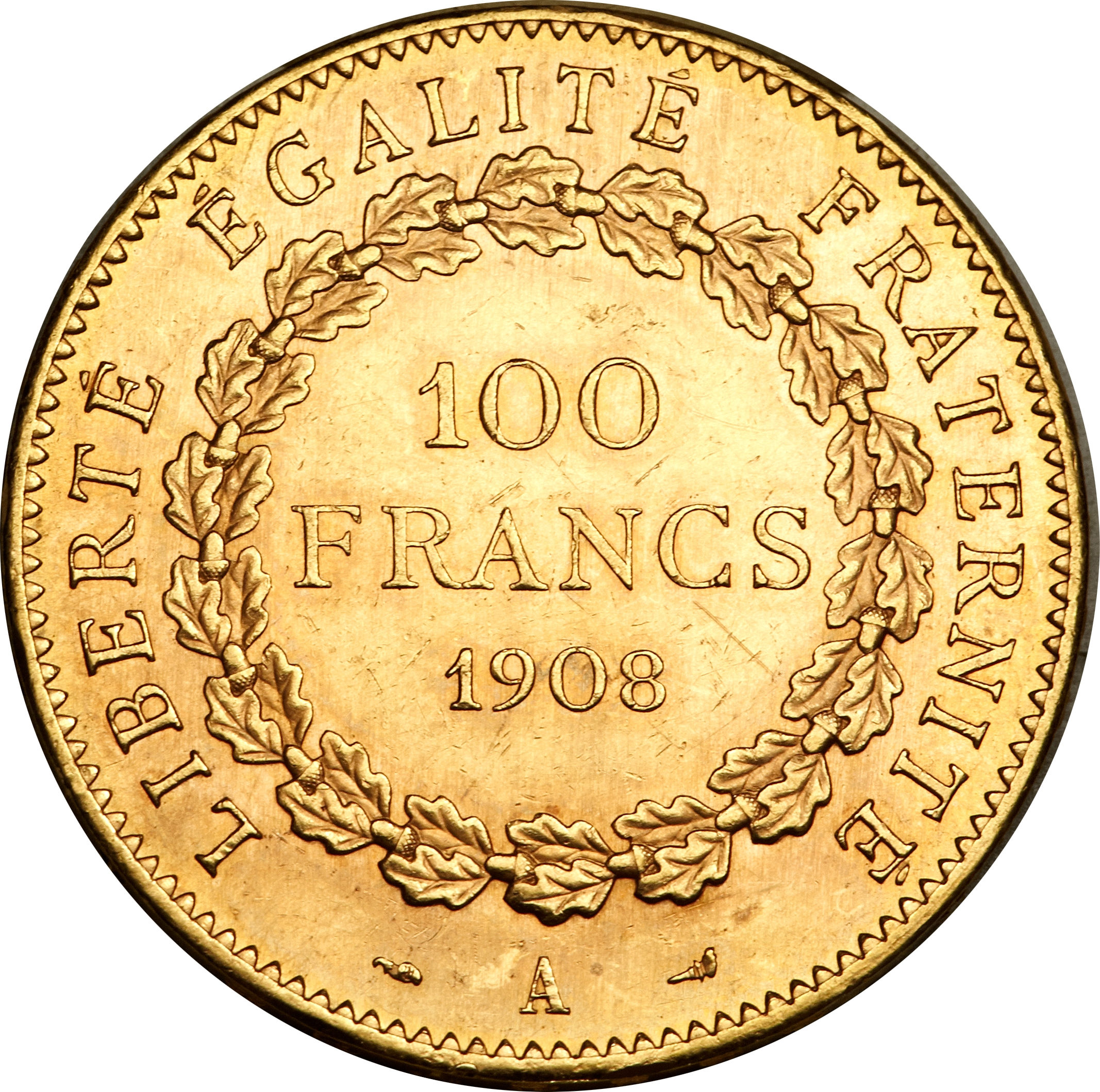 100 francs france numista for France francs