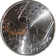 10 Euro (Île de France, 1st type) -  obverse