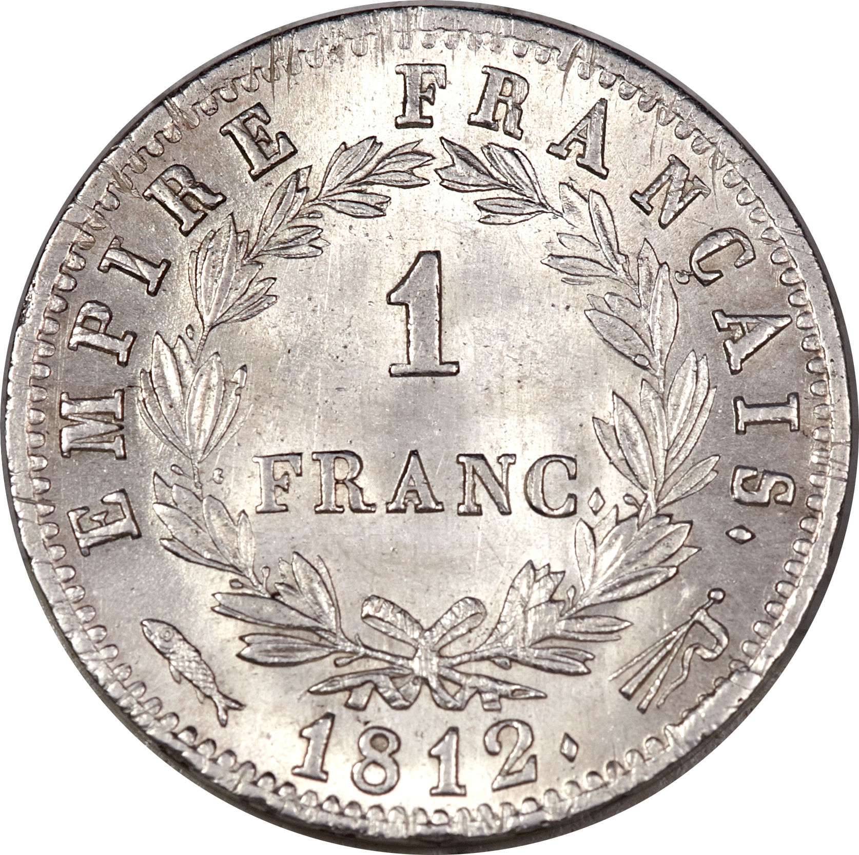 1 franc napoleon i france numista for France francs