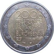 2 Euro (French Presidency of the EU) -  obverse