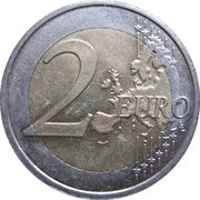 2 Euro (French Presidency of the EU) -  reverse