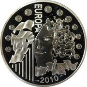 10 Euro (Cluny Abbey) -  obverse