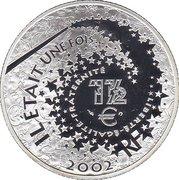 1½ Euro (Cinderella) -  obverse
