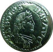 5 Francs (Charlemagne Denar) -  obverse