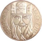 100 Francs (Charlemagne) -  obverse