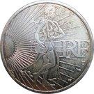 10 Euro (La Semeuse) – obverse
