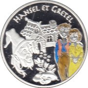 1½ Euro (Hansel and Gretel) -  obverse
