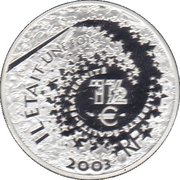 1½ Euro (Hansel and Gretel) -  reverse