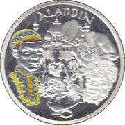 1½ Euro (Aladdin) -  reverse