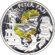 1½ Euro (Peter Pan) -  reverse