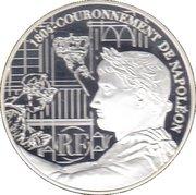 1½ Euro (Napoleon) – obverse