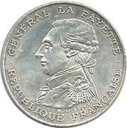 100 Francs (La Fayette) -  obverse
