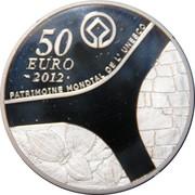50 Euro (Abou Simbel) – reverse