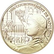 10 Euro (Napoleon I) – obverse