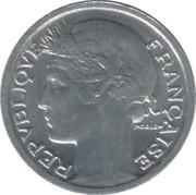 50 Centimes (light type) -  obverse