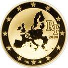 10 Euro (European Parliament) – obverse
