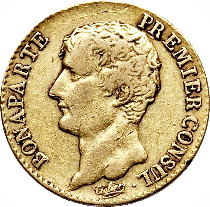 20 Francs - Napoleon I - France - Modern – Numista