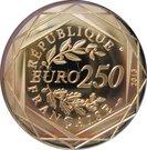 250 Euro (Paix) – reverse