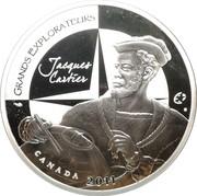 10 Euro (Jacques Cartier) -  reverse
