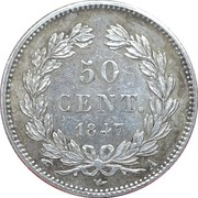 50 Centimes - Louis-Philippe -  obverse