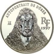 10 Francs (Dürer) -  obverse