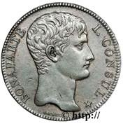5 Francs (pattern by Brenet au type adopté par le jury) -  obverse