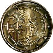 2 Euro (General Charles de Gaulle) -  obverse