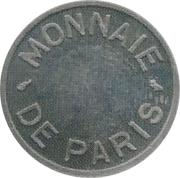 5 centimes Epi (Essai de frappe en aluminium) -  obverse