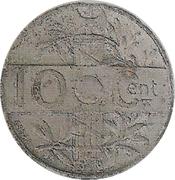 5-10 centimes (Essai hybride en étain de Varenne) -  obverse